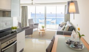 Pearly Grey, Self Catering Holiday Apartments, Costa Adeje, Tenerife