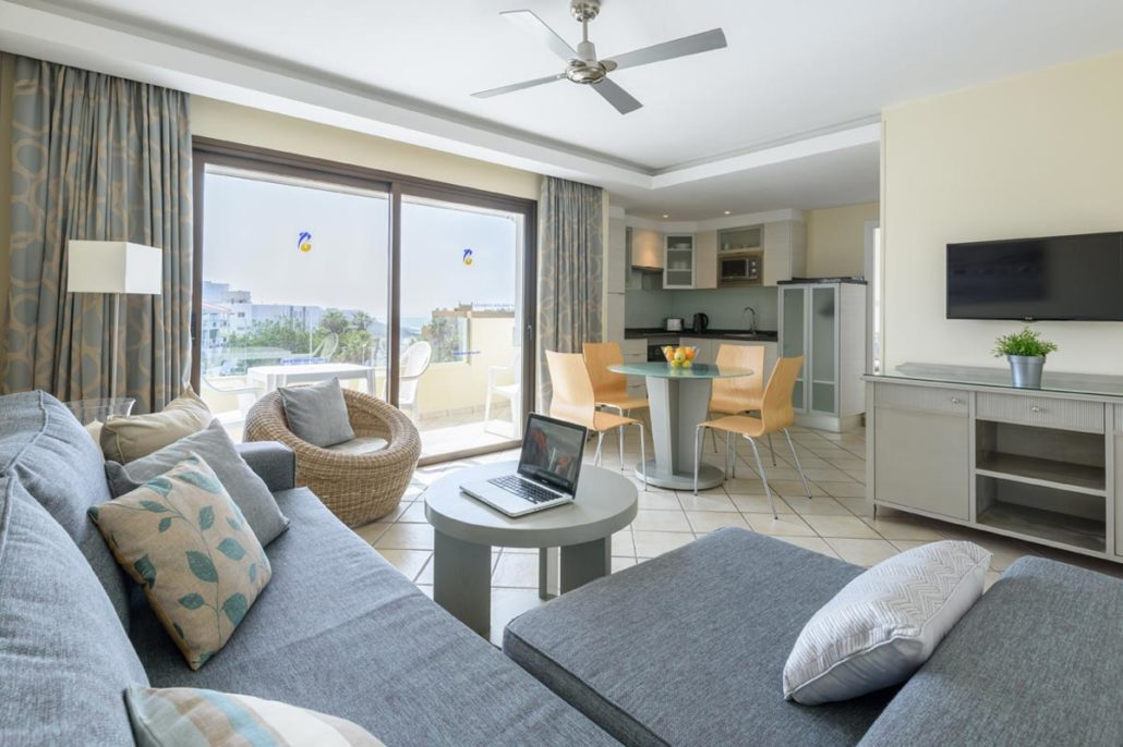 Self catering one bedroom apartment